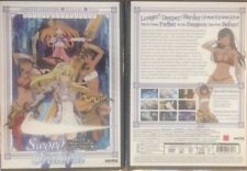 Sword Oratoria Is It Wrong to Try to Pick Up Girls in a Dungeon? On the Side DVD