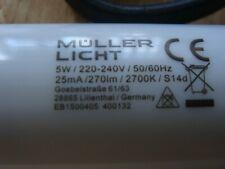 Müller-Licht LED Light Bulb S14d 5W Warm White 30 x 300mm