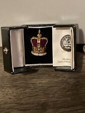 Mini St Edwards Crown