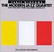 Three Windows - Modern Jazz Qua - CD New Sealed