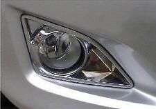 Exterior Chrome Fog Light cover trim For toyota COROLLA 2009 2010