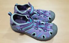 Girls MERRELL Outdoor Fisherman Sandals, Size 1 Youth
