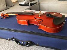 4/4 ganze GEWA Geige Baujahr 2008 inklusive Bogen und Geigenkasten