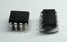 TL072 Dual Op-Amp IC - 8 pin DIL - Pack of 2