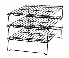 Cooling Rack 3 Tier Set Non-Stick Excelle Elite from Wilton #459 - New