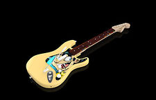 NEW Limited Edition Rock Band 4 PAX East Fender Strat Guitar for Playstation 4