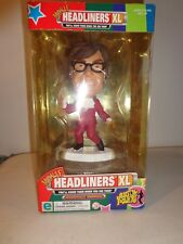 Headliners Xl Austin Powers Figure 1999 Equity Marketing