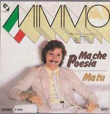 """7"""" Mimino Ma Che Poesia / Ma Tu Elite Special F 4144"""