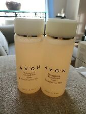 Lit of 2 Avon Moisturizing Alcohol Free Toner - Normal To Dry Skin
