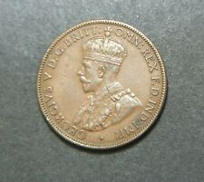 1918 Australian Half Penny,