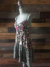 Lilka Anthropologie Women's XS floral Spaghetti Strap Dress Sundress K152