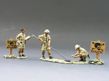 King and Country EA013 WWII British 8th Army The Mine Sweeper New