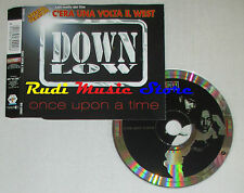 CD Singolo DOWN LOW once upon a time SPECIAL VERSION c era una volta (S1) mc dvd