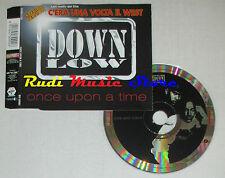 CD Solo DOWN BAJO once is enough sobre un tiempo ESPECIAL VERSION c era una