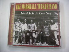 MARSHALL TUCKER BAND - HEARD IT IN A LOVE SONG - CD NEW UNPLAYED