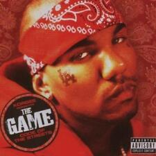 THE GAME - CODE OF THE STREETS (New & Sealed) CD Rap Hip Hop