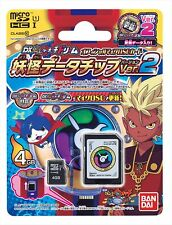 Yokai Watch DX Youkai watch Dream Official Micro SD Card Specter Data Chip Ver.2