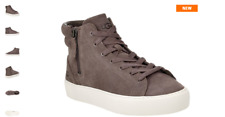UGG OLLI Mole Suede High Top Sneakers Shoes Women's sizes 6-11/NEW