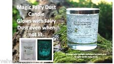 Unusual Candle GIFT - Fairy Dust Candle Glows Even When Not Lit - Med/Large Size