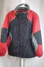 Hawke & Co Sport Kids Performance Insulated Jacket Red Boys Size 8 Puffer Hood