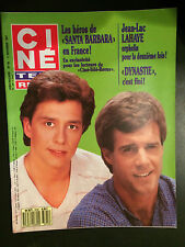 CINE REVUE 1987 N°45 todd mckee robin wright jean-luc lahaye