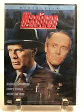 New Sealed Madigan (DVD, 1999) Widescreen