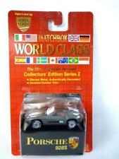 Matchbox Porsche 928S Gray, World Class Collector Series I