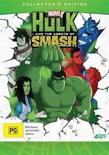 Hulk And The Agents Of SMASH : Season 1 (DVD, 2016, 4-Disc Set) New & Sealed