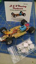 H&R CH05 Hard Body RTR Chassis 1/24 Slot Car from Mid America Raceway