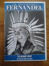 DVD * LE GRAND CHEF * GINO CERVI FERNANDEL VERNEUIL COLLECTION PAPOUF