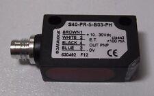 Datalogic S40-PR-5-B03-PH S40PR5B03PH Sensor Fotoeléctrico reflejo