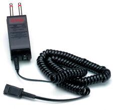 Avaya / Plantronics P10 Stecker Zacken Verstärker Adapter für & Hw Serie