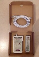 Multi Network Cable Tester Kit Used