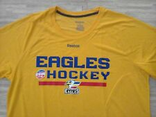 Colorado Eagles Hockey Reebok ECHL Athletic Shirt ~ Men's Small / Medium ~ Aves