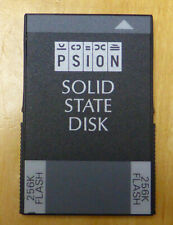 Psion SSD Solid State Disk 256K Flash Drive
