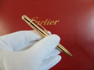 Cartier Diabolo Mini Rose Gold Ballpoint Pen | Very Rare | Compl.W.Box/Guarantee