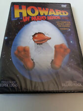 "DVD ""HOWARD ... UN NUEVO HOMBRE"" PRECINTADO SEALED WILLARD HUYCK LEA THOMPSON"