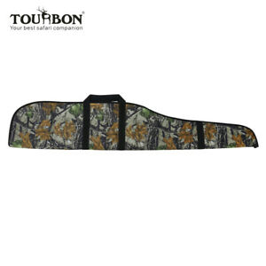 Tourbon Tactical Scoped Rifle Bag Soft Padded Gun Carry Case Special Offer