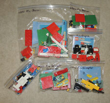 Lego Set 6554, Blaze Brigade, Town, Complete w/ Minifigures and Manual
