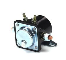 Mustang Switch Starter Solenoid Brown 1964.5