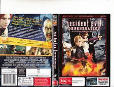 Resident Evil:Degeneration-2008-Alyson Court-Movie-DVD