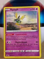 Sigilyph  80/192 S&S: Rebel Clash  Rare  Mint/NM Pokemon
