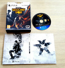 PS4 InFamous Second Son - Special Edition Sony PlayStation 4 *RARE*