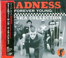 MADNESS-FOREVER YOUNG: THE SKA COLLECTION-IMPORT CD WITH JAPAN OBI G09