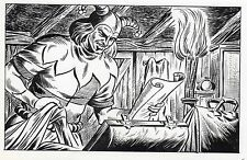 LE FOU DU ROI MAGNIFIQUE DESSIN ORIGINAL AREDIT (dessin No 6) BRANTONNE ?
