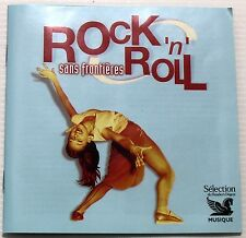 ROCK 'N ' ROLL SANS FRONTIERES . COMPILATION  READER'S DIGEST . 5 CD