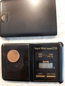 Tanita pocket weighing scales Super Mini Model 220