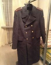 Russia. FSKN. Captain dress overcoat wool. Original.