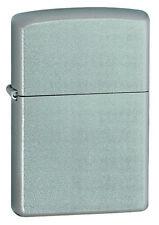New ZIPPO Lighter 205 Satin Chrome Silver Free Shipping in Australia Genuine