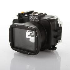 Meikon 40M Underwater Waterproof Housing Hard Case Cover for Sony WX500 Camera